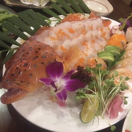 Cá Mú Đỏ 4